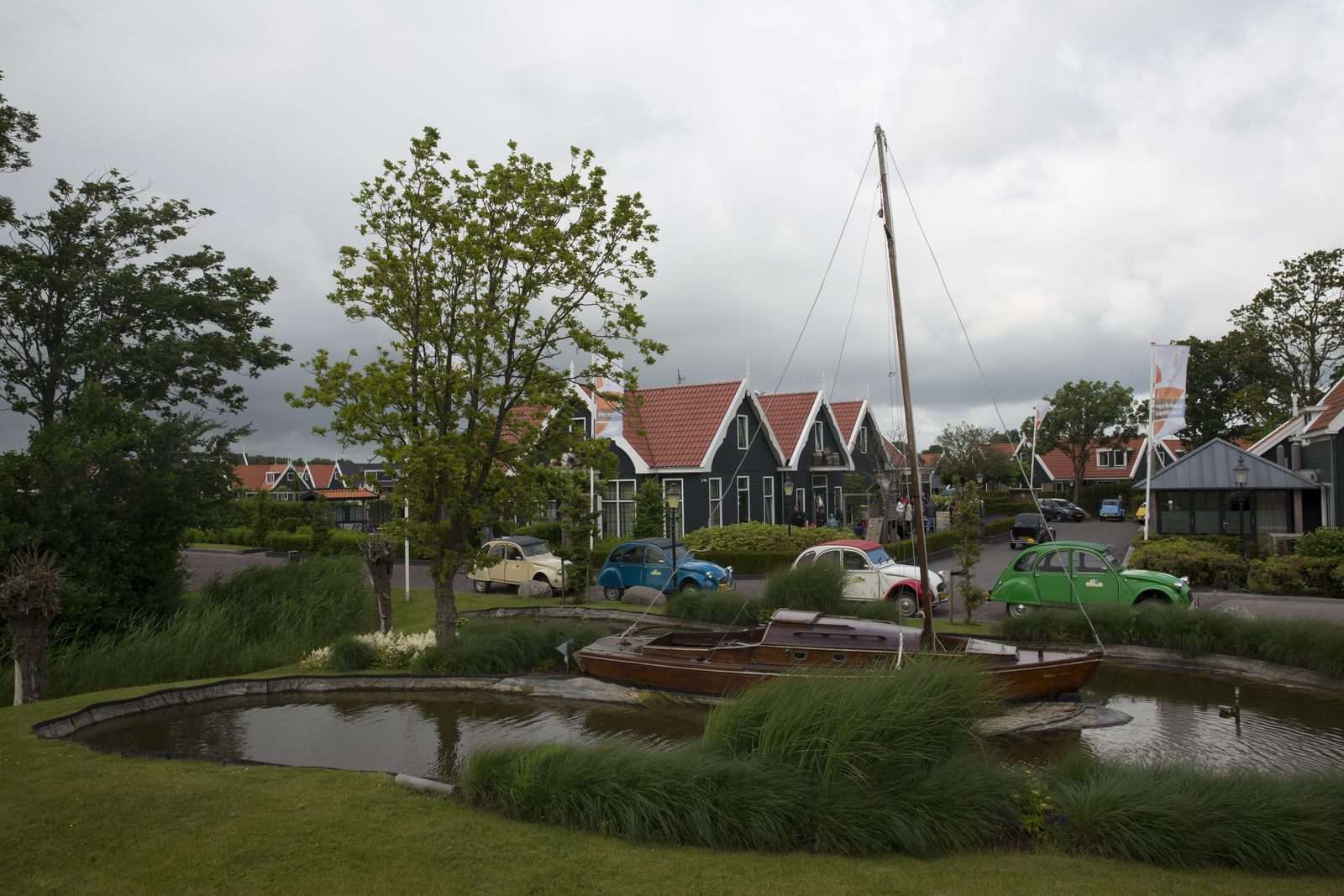 Vacation park in Oost-Graftdijk