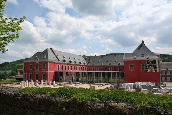 Stavelot Abbey