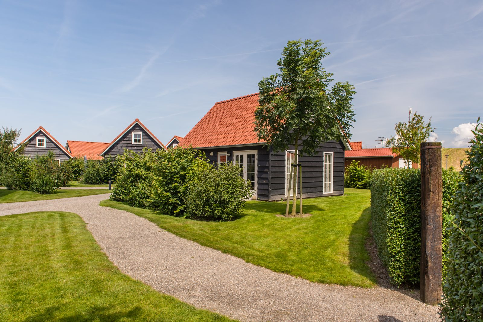 Four-person bungalow Zeeland