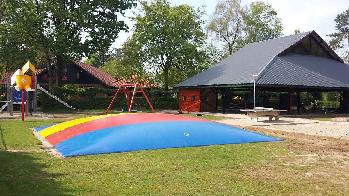 Air trampoline holiday park De Lindenberg