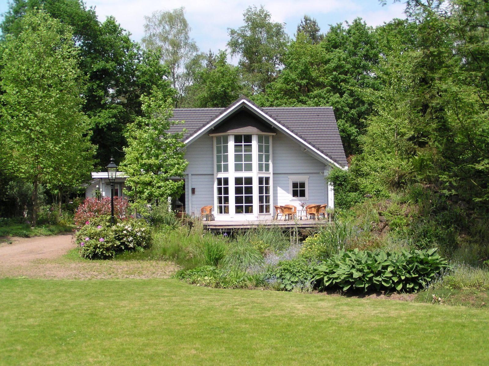 Fins Vakantie Huis : De kattenberg