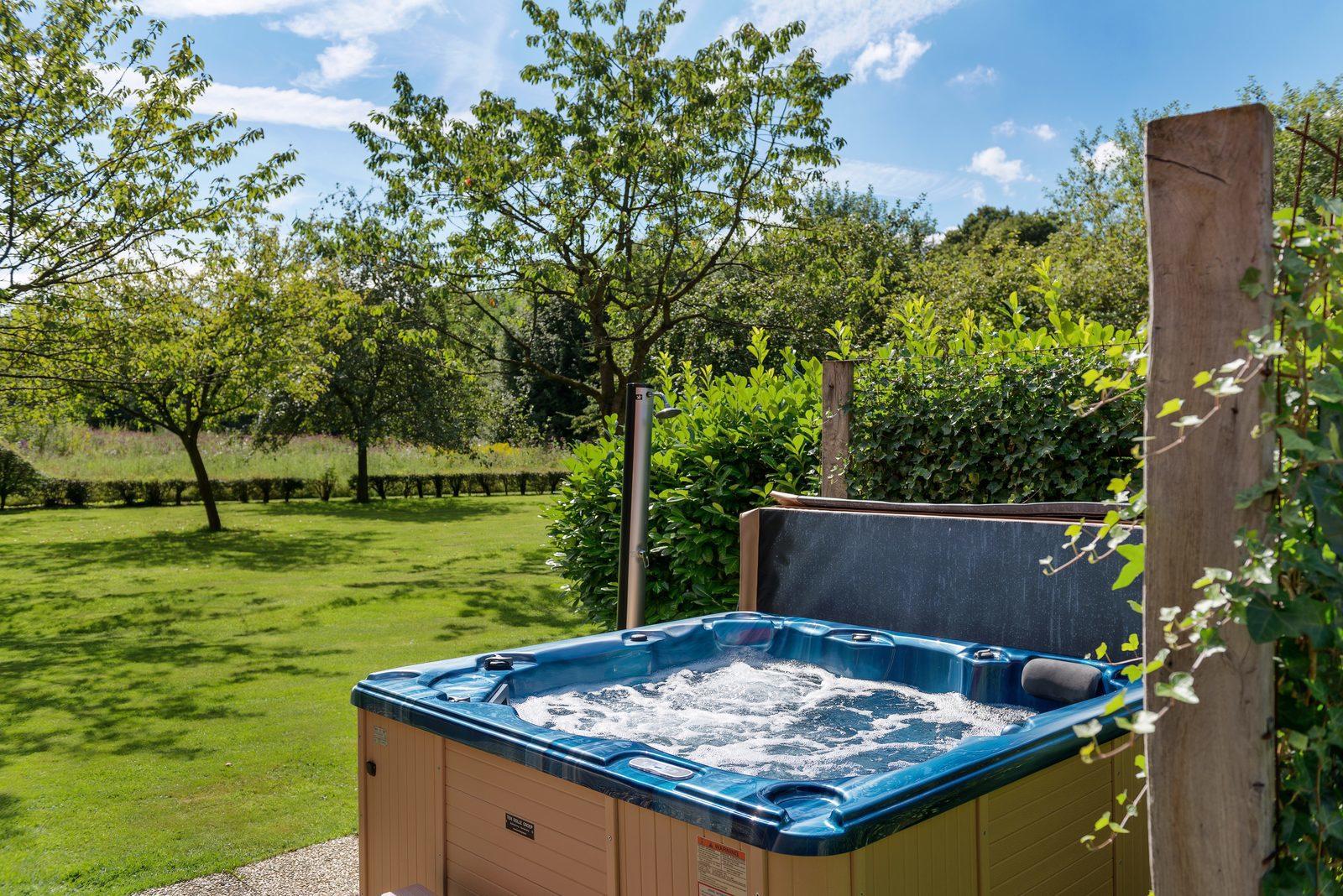 Wellnessvakantie met sauna en jacuzzi