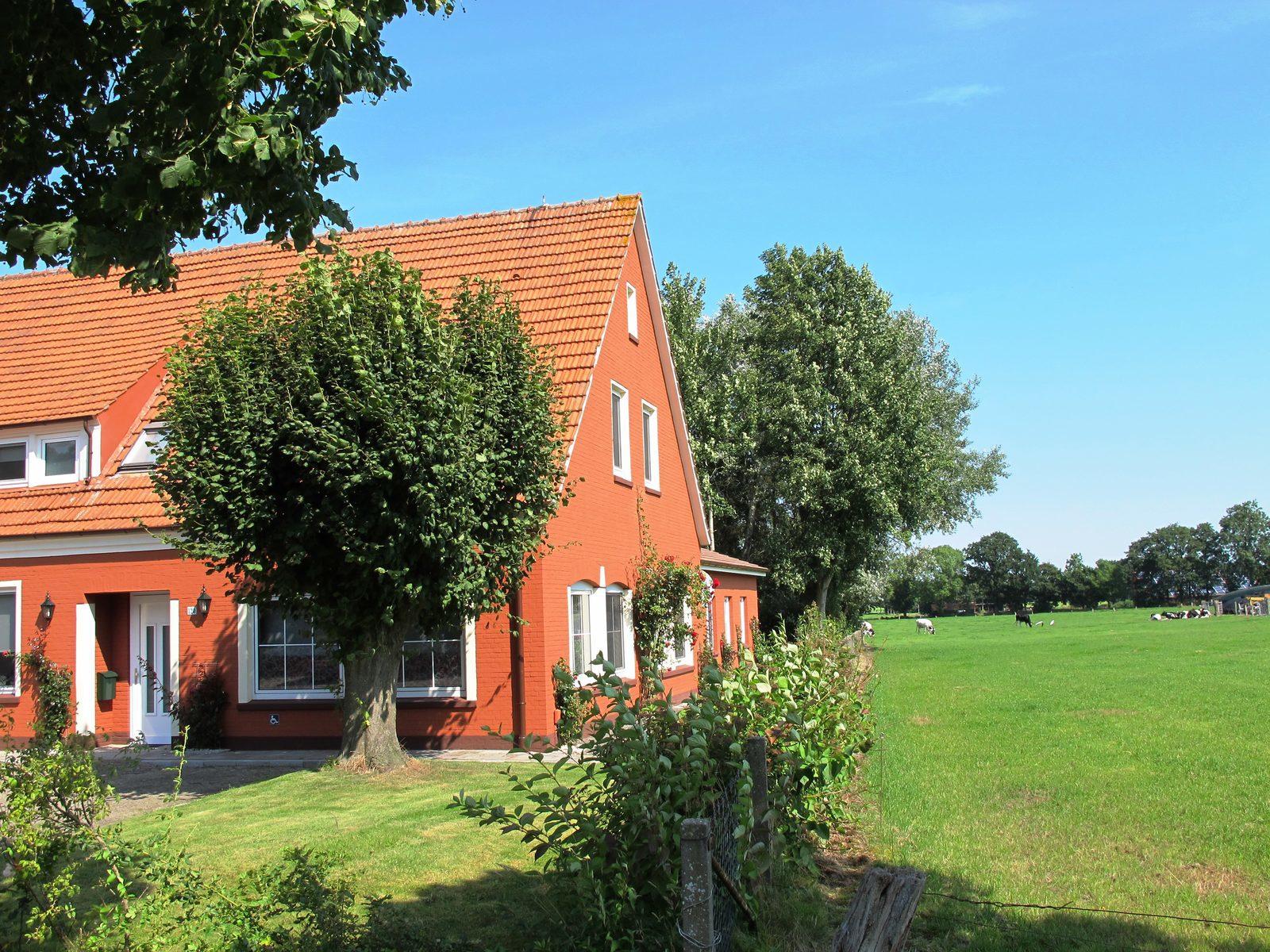 Luxe vakantiehuizen in Ost-Friesland, Duitsland