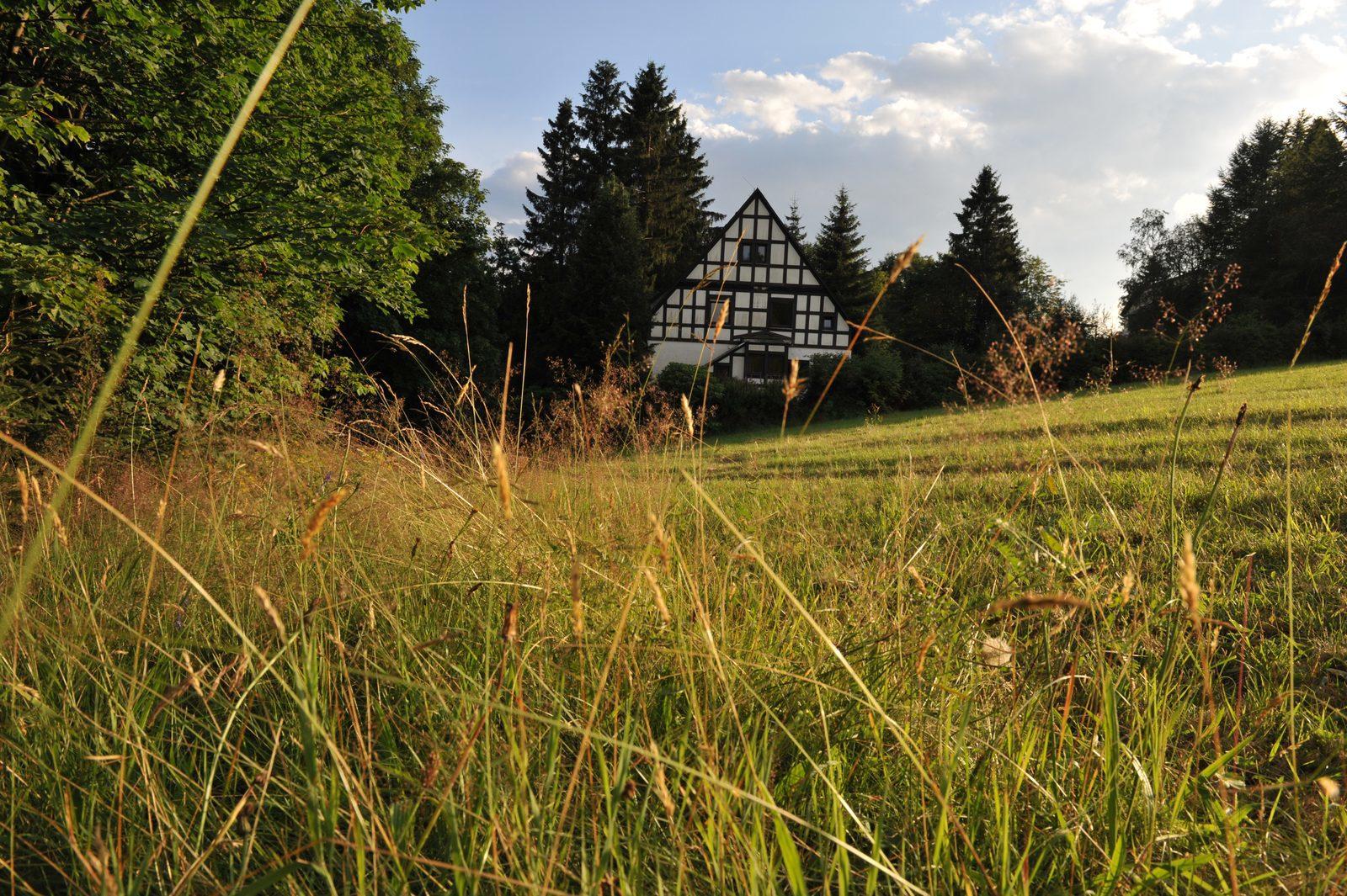 Vakantiehuis huren bij landhuis Wilhelm in Winterberg