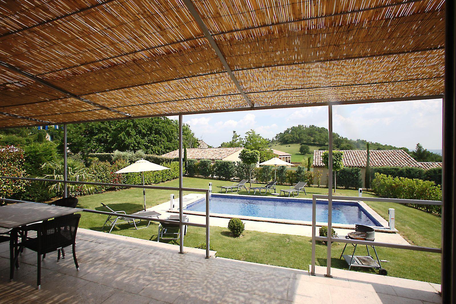 Vakantiehuis met privezwembad in Frankrijk