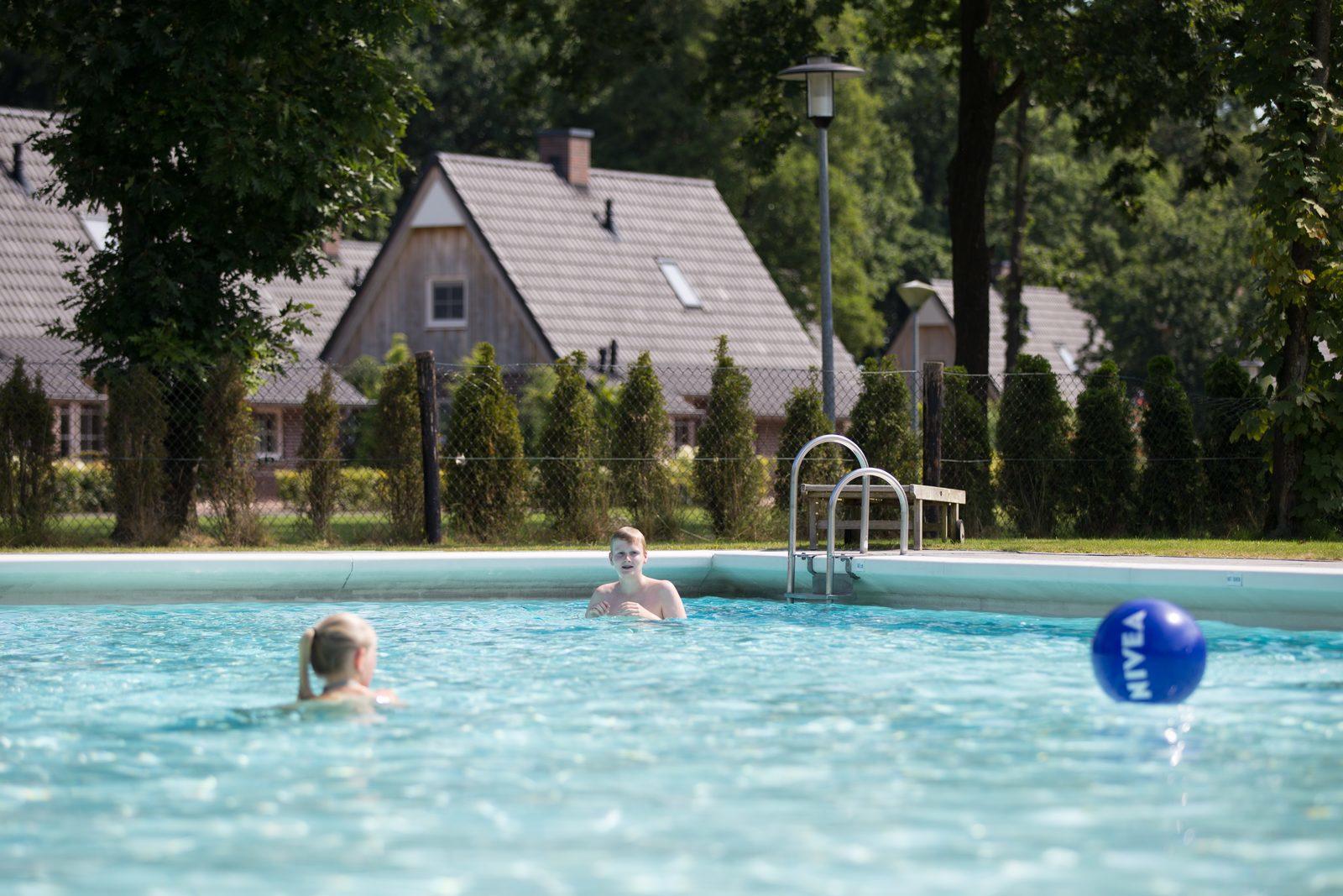 Child-friendly holiday resort