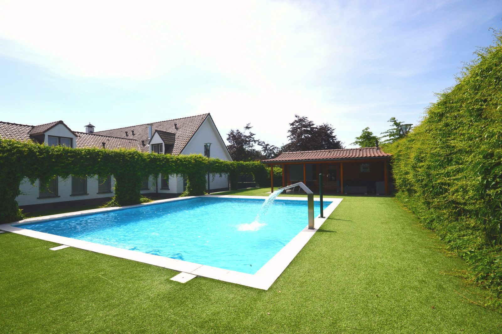 Holiday Homes With A Private Swimming Pool