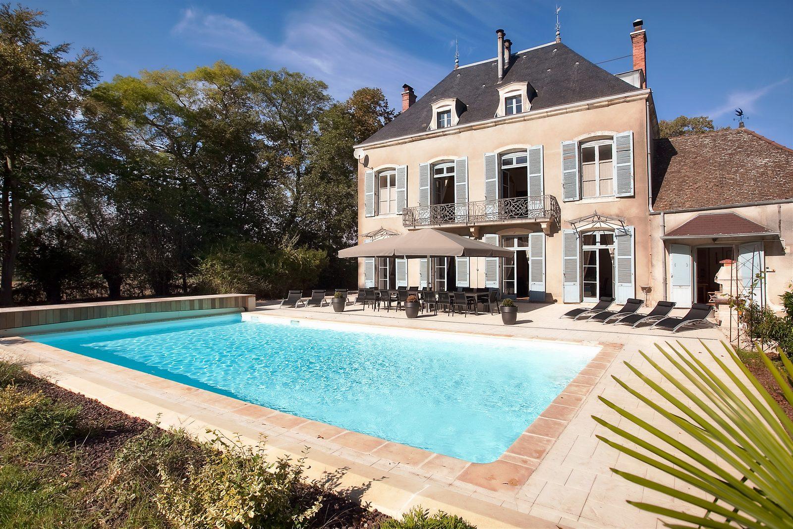 Vakantiehuizen met verwarmd zwembad
