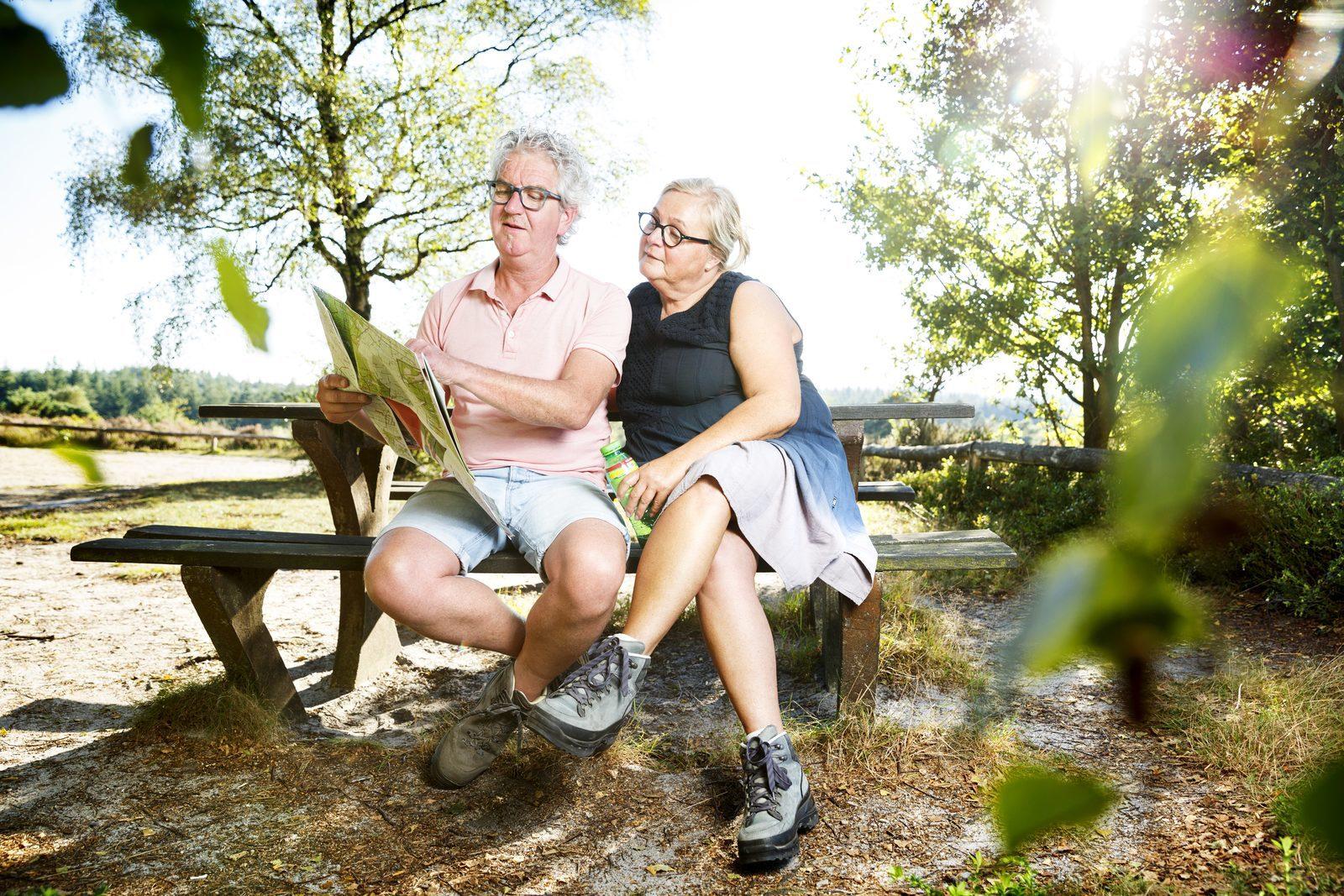 Bungalow voor actieve senioren