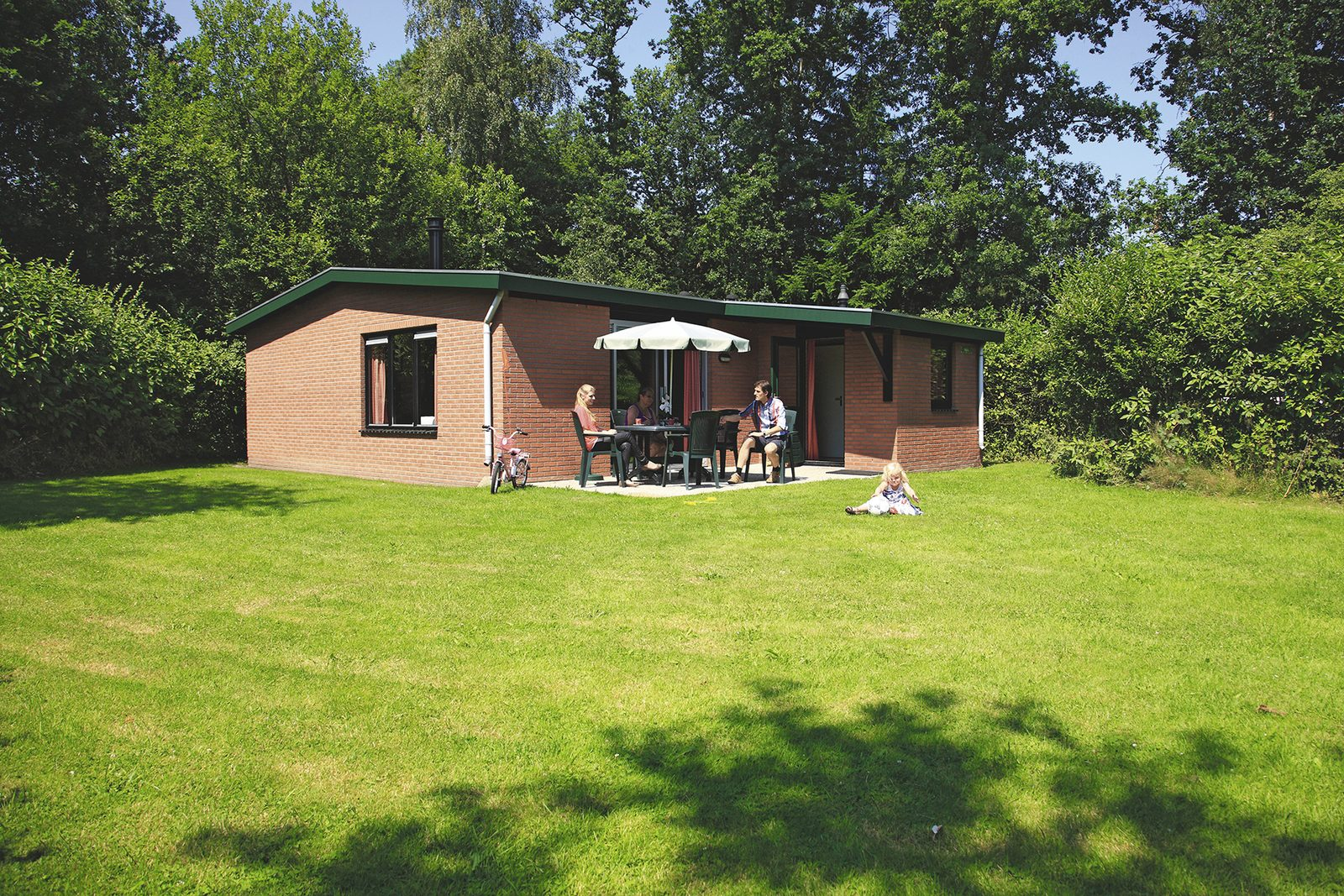 Holiday park De Lindenberg
