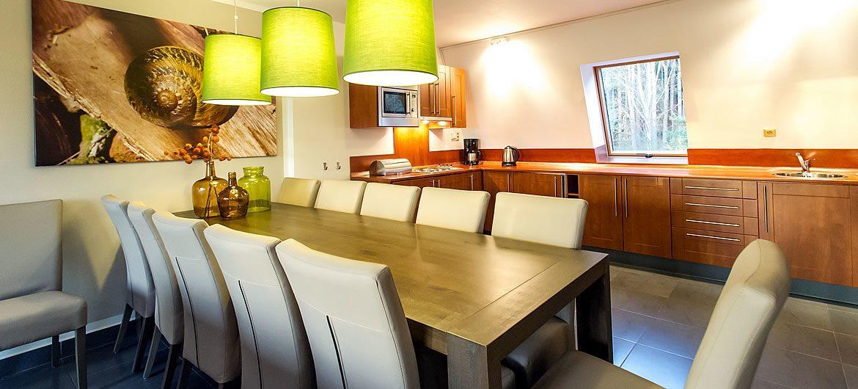 Apartmán 12S - kuchyň