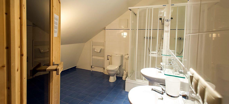 Apartmán 12S - koupelna
