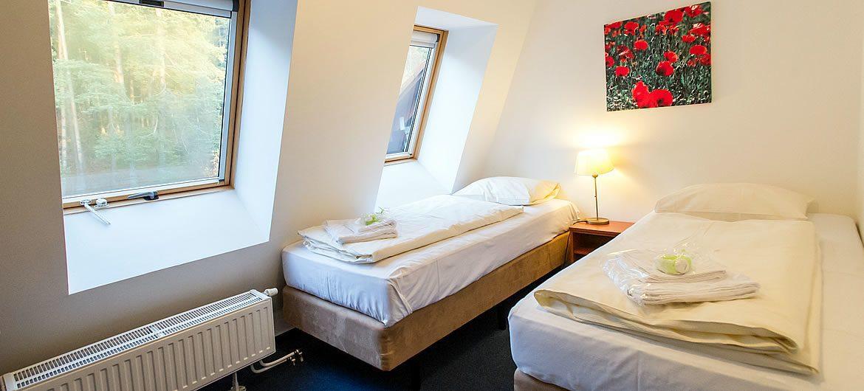 Apartmán 12S - pokoj