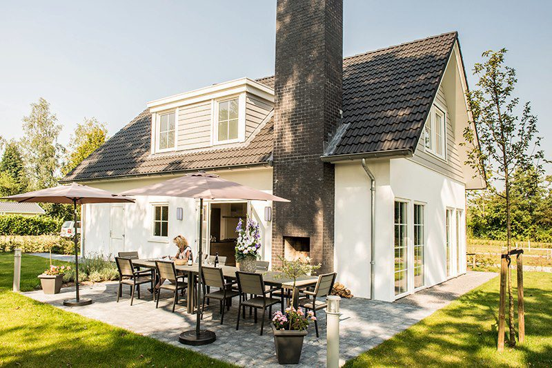 Holiday home 10 people North Brabant