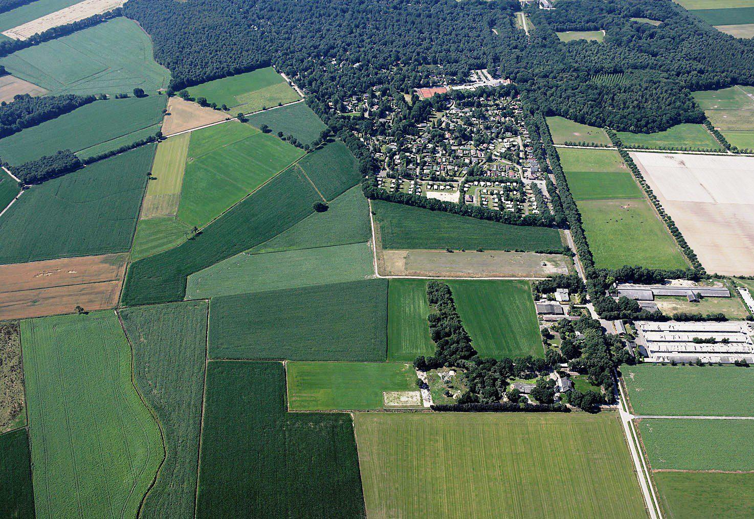 Omgeving Noord-Brabant Parc de Kievit