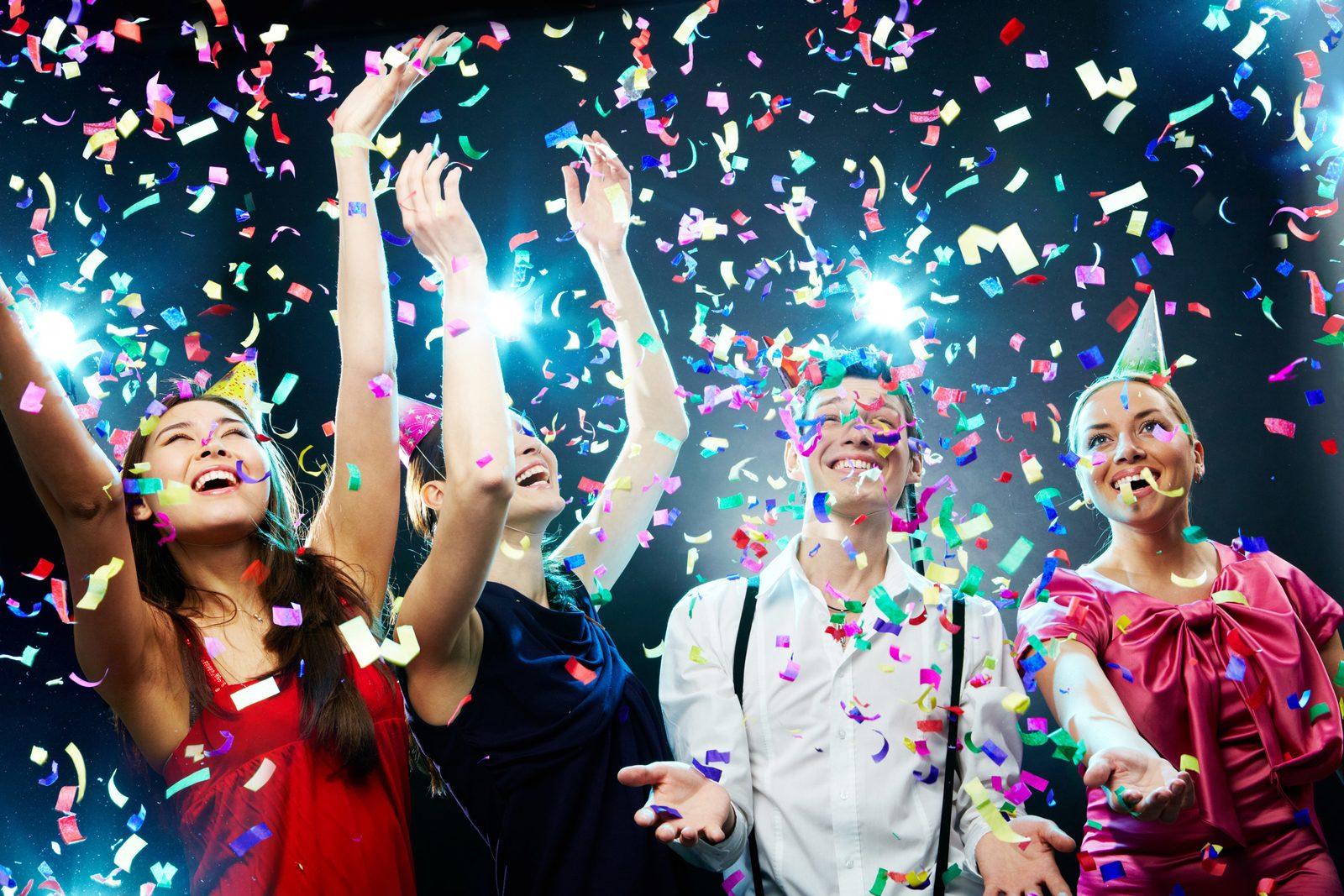 Feesten en partijen