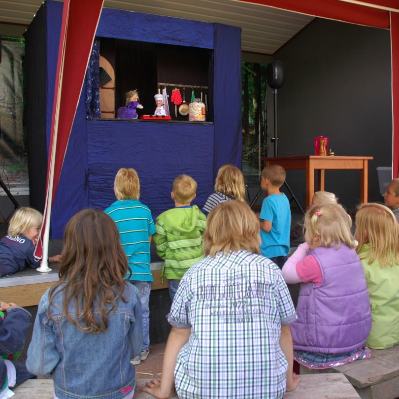 🤹🏼♂️ Animatie, kidsclub & theater