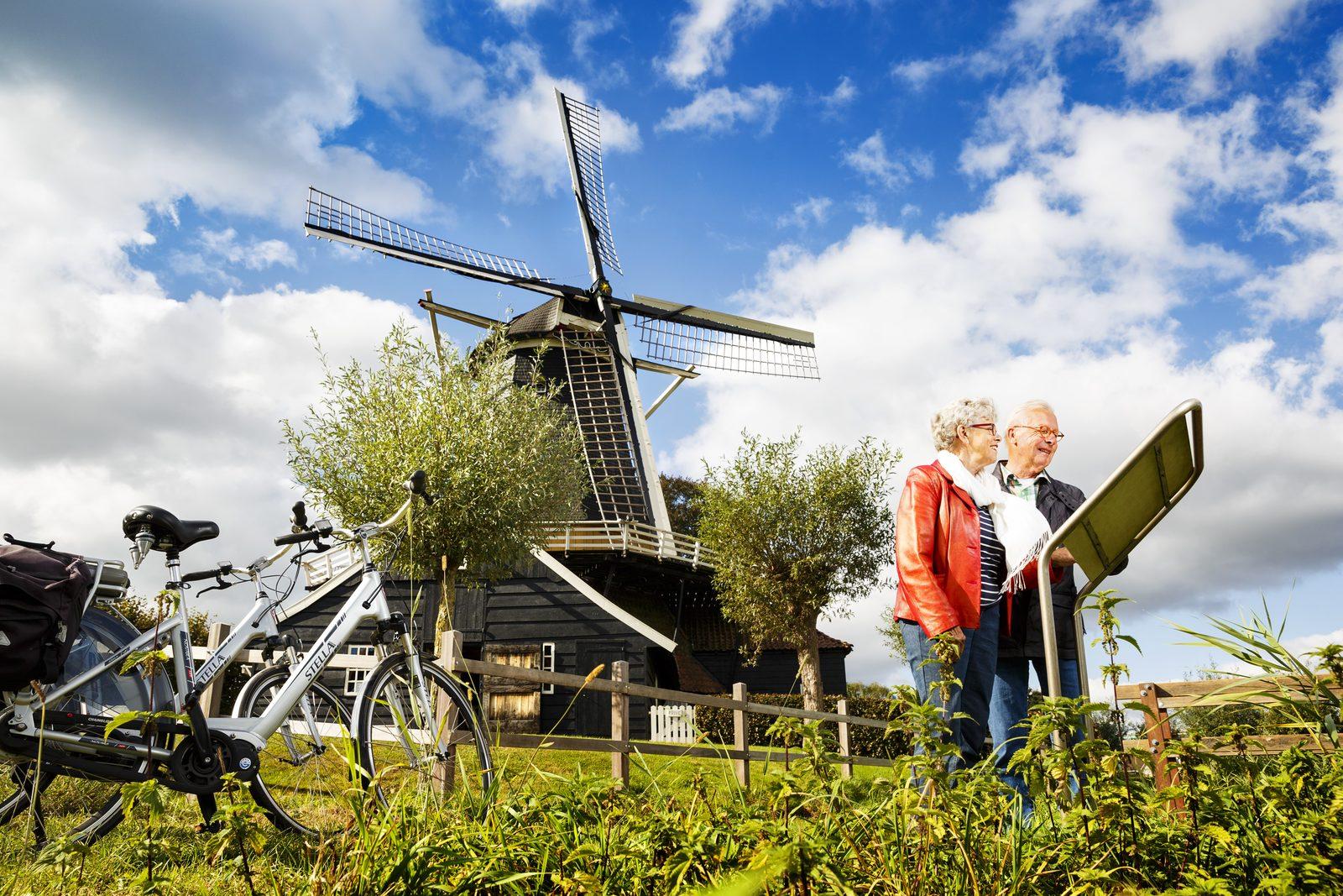 Vakantiepark voor senioren