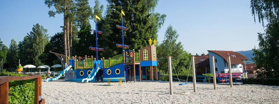 Children sports playground