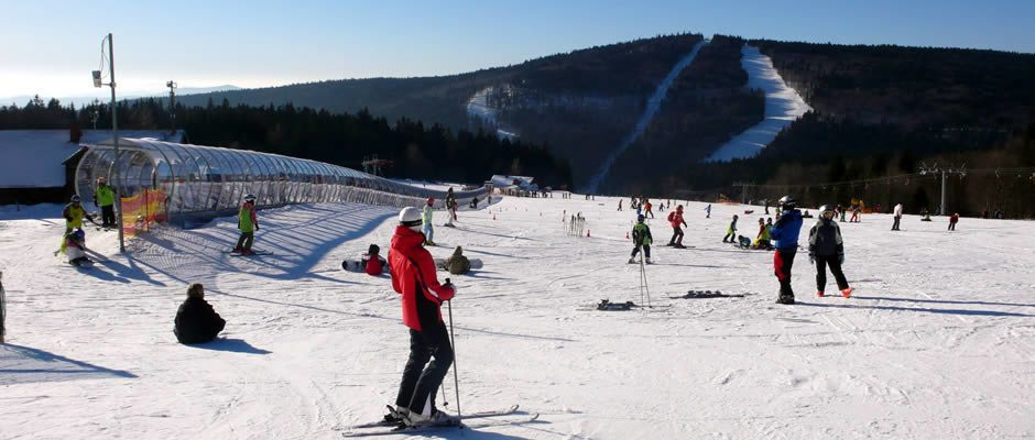 Ski area Hochficht
