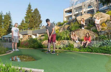 Golf at Lipno
