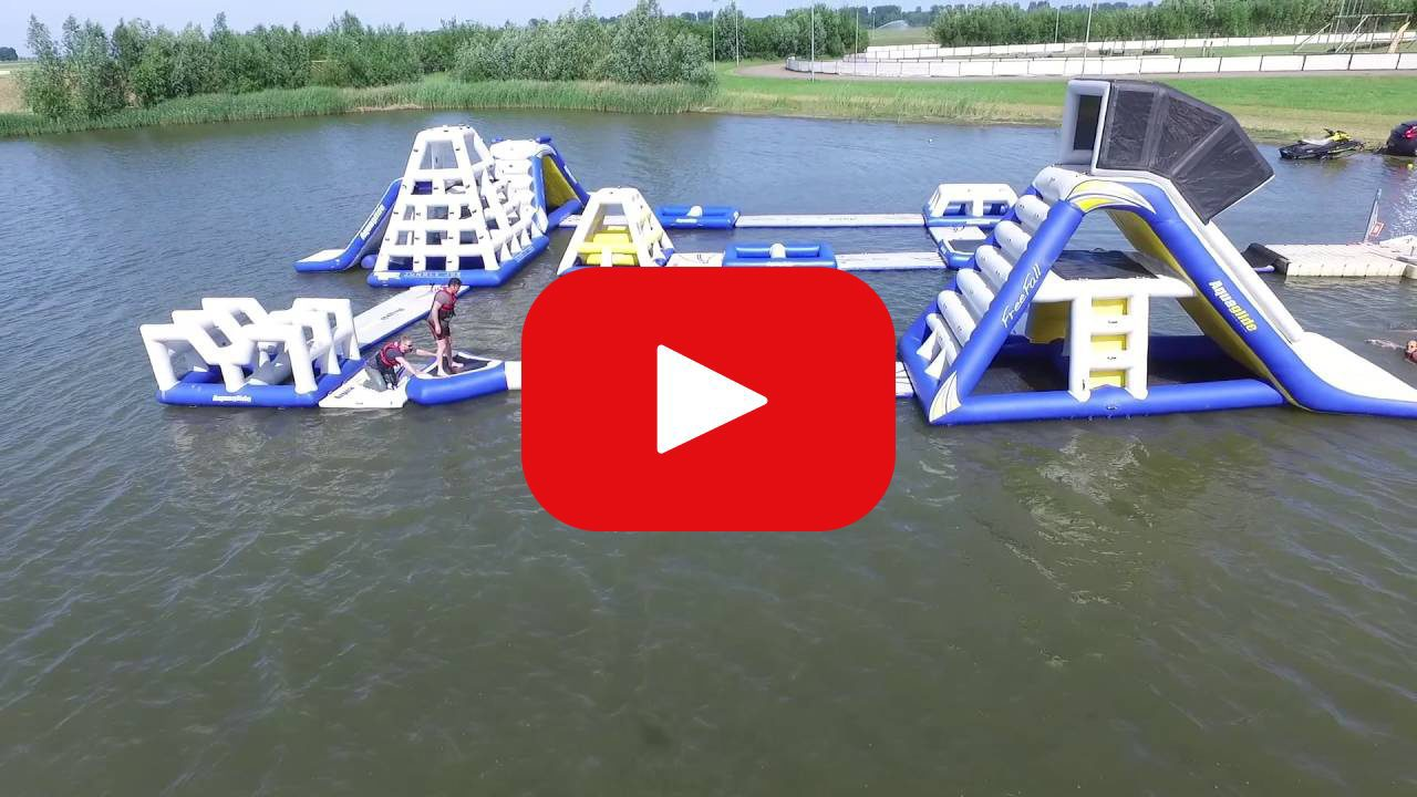 FlevOnice-Video: Aquapark