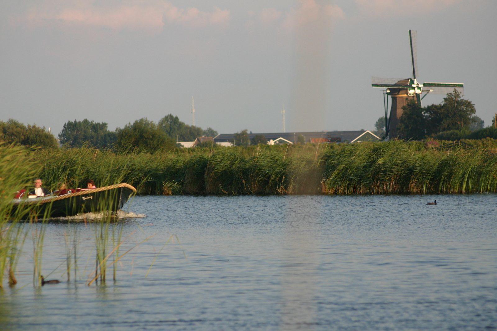 """Martijn W. """"Eigen jachthaven. Perfecte uitvalsbasis voor sloepentochten door Zuid Holland!"""""""