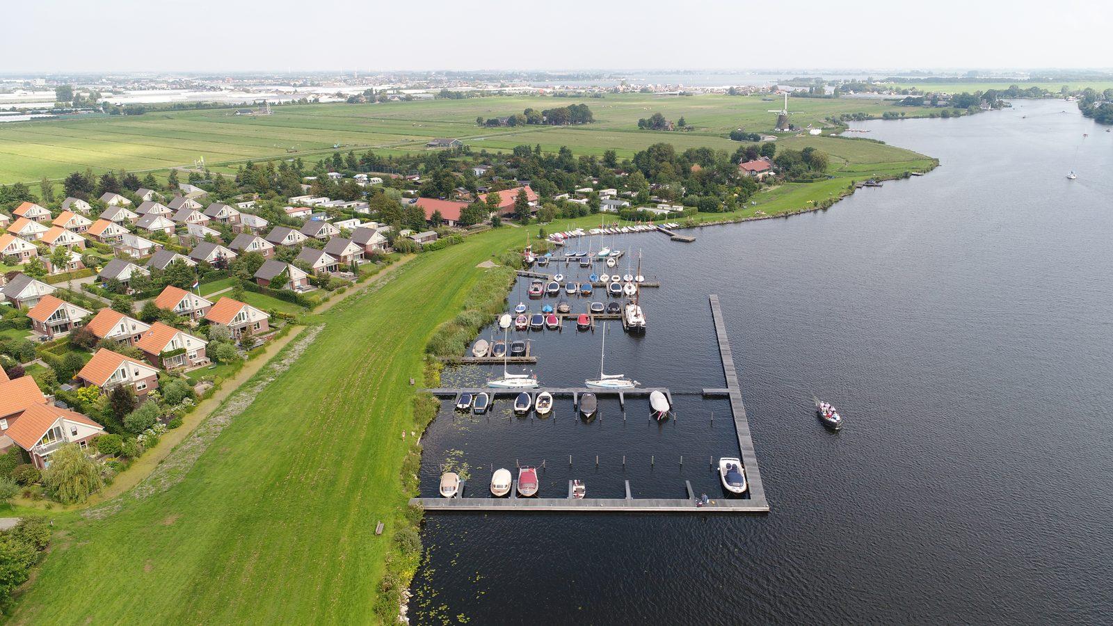 Veel watersportmogelijkheden