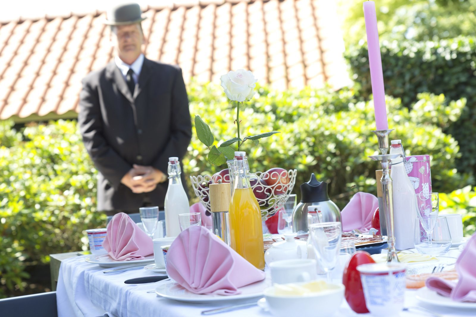 De ontbijt bulter bij Onthaasten in de Achterhoek