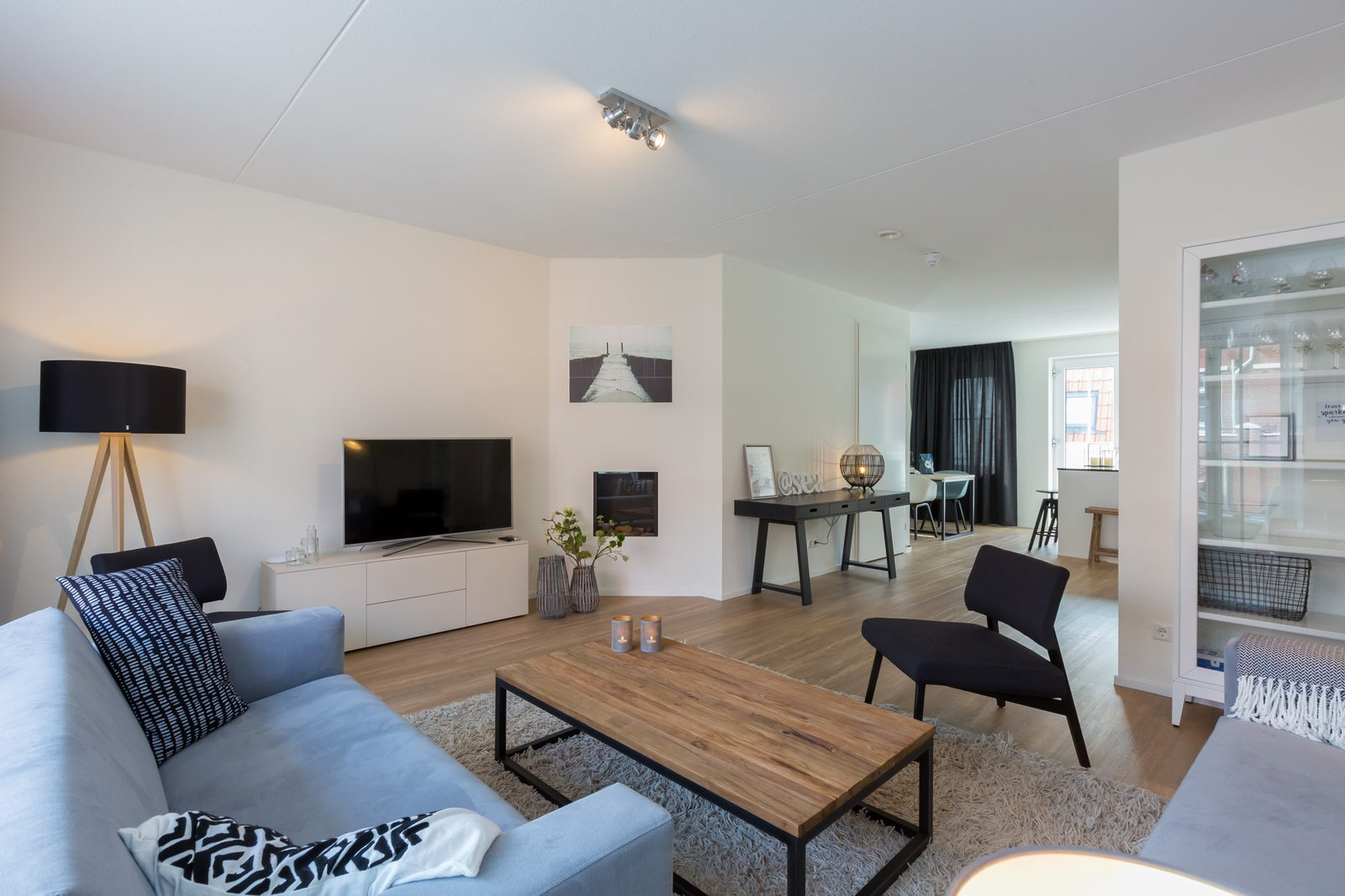Splinternieuwe luxe appartementen op een toplocatie aan zee: Duinhof Dishoek