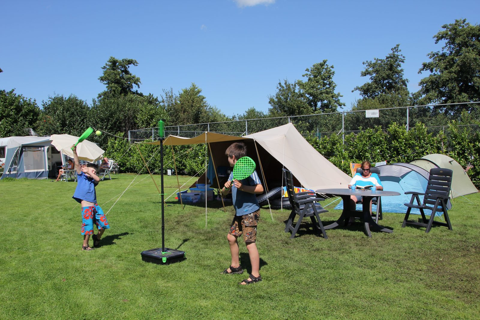 Camping Leiden Park Wijde Aa