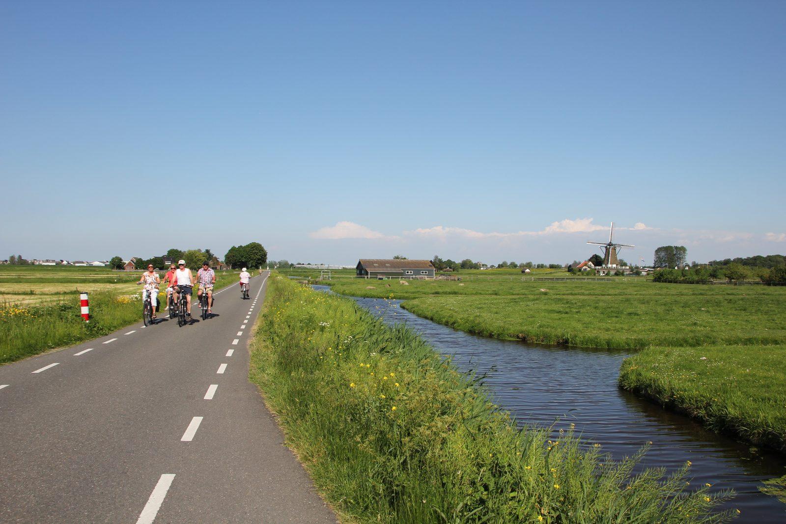 Fahrradvermietung für Parkgäste