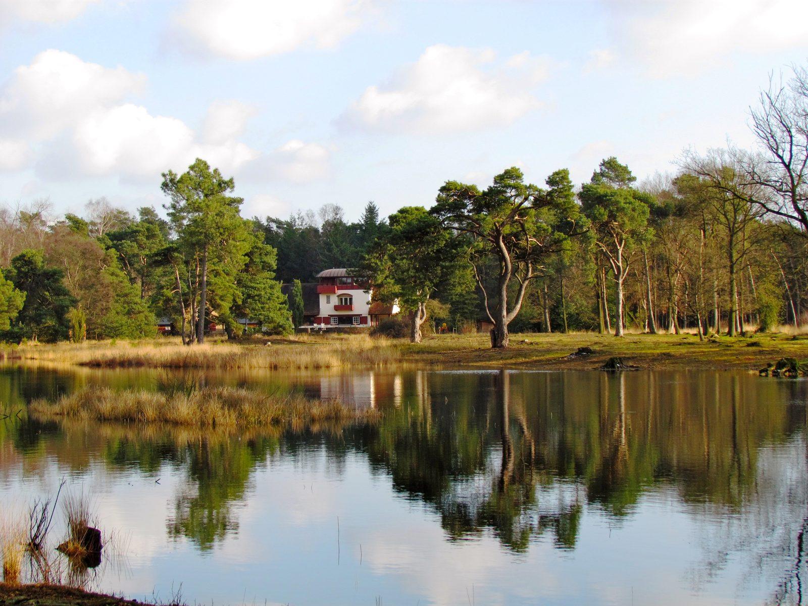 Vakantiehuis in de natuur van Overijssel, Nederland