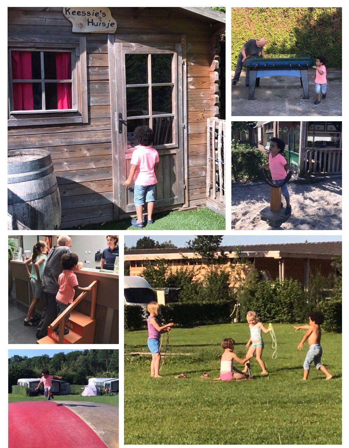 Vakantie met Kids op de Veluwe | Recreatiepark De Boshoek