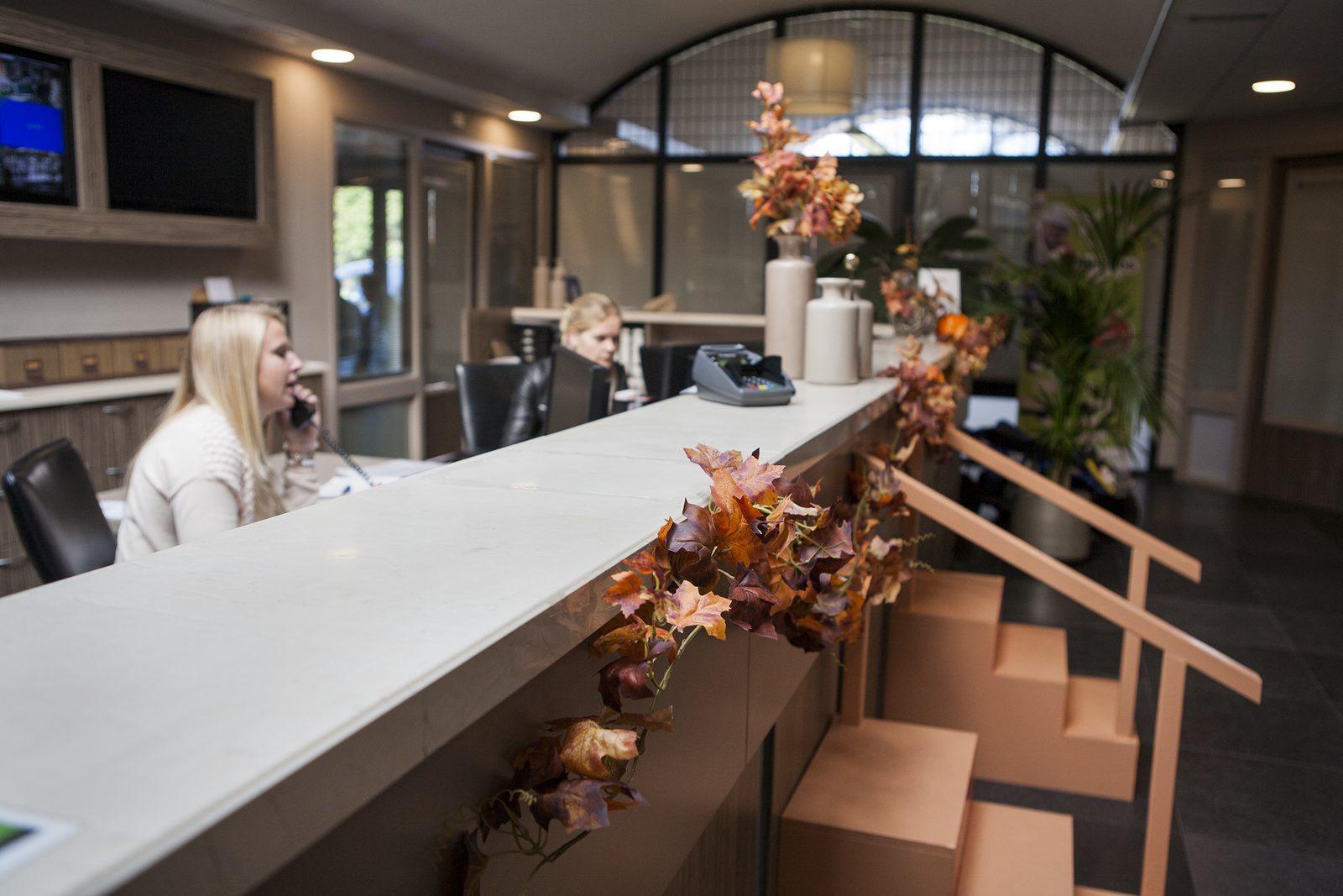 Vriendelijke receptie op de Veluwe | Recreatiepark De Boshoek