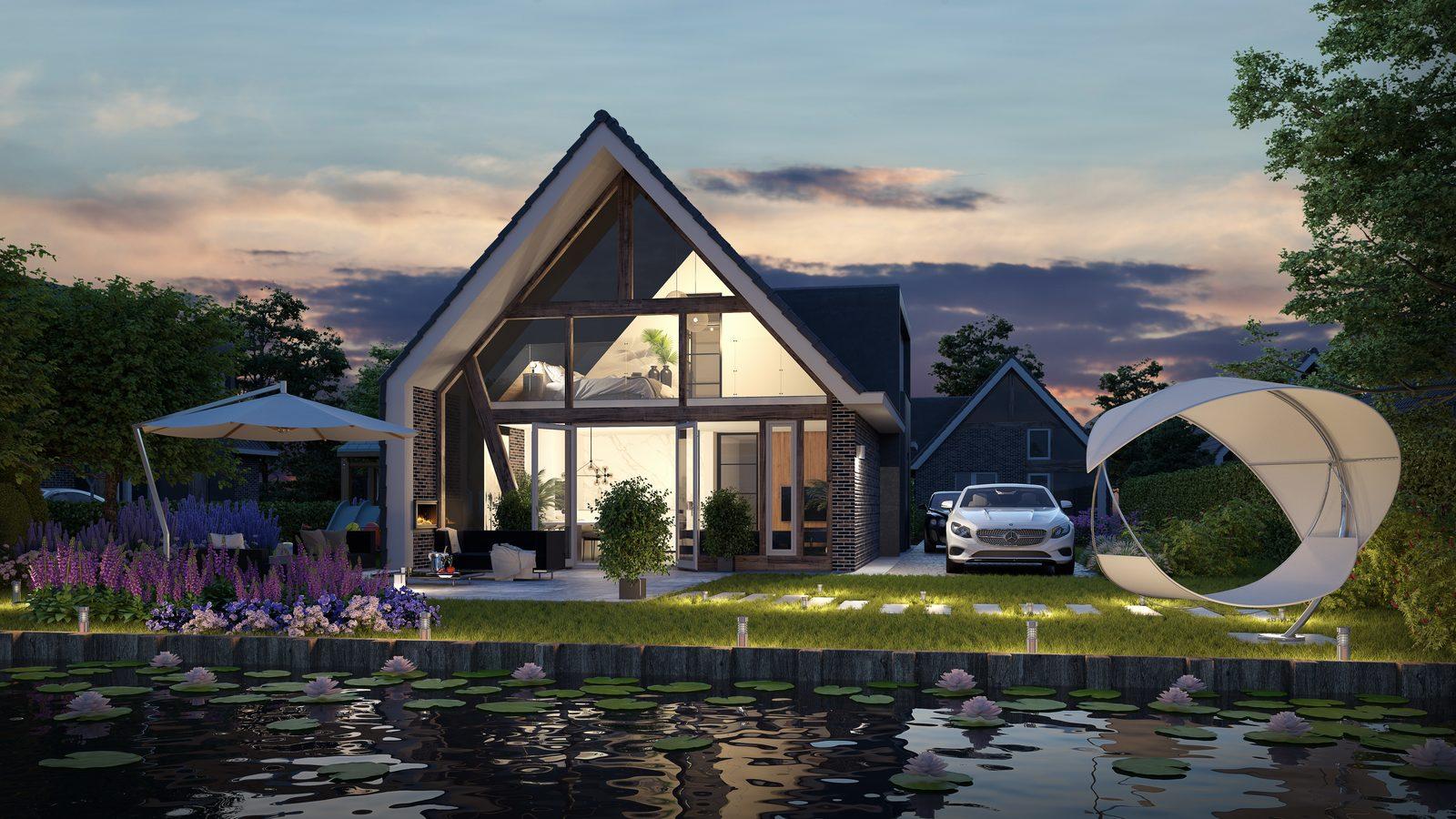 Ein Ferienhaus in Holland erwerben