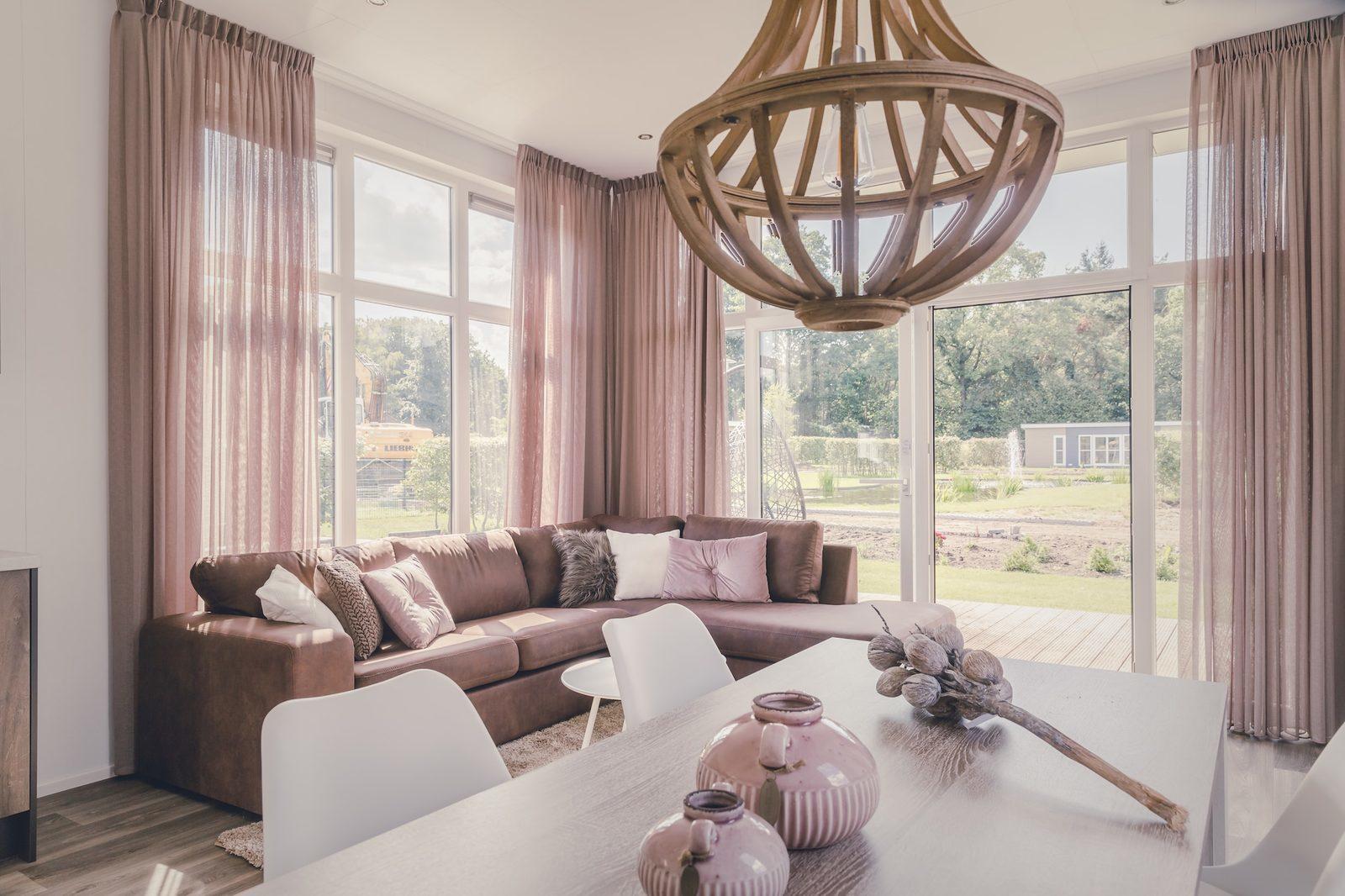 Recreatiewoning-buizerd-interieur