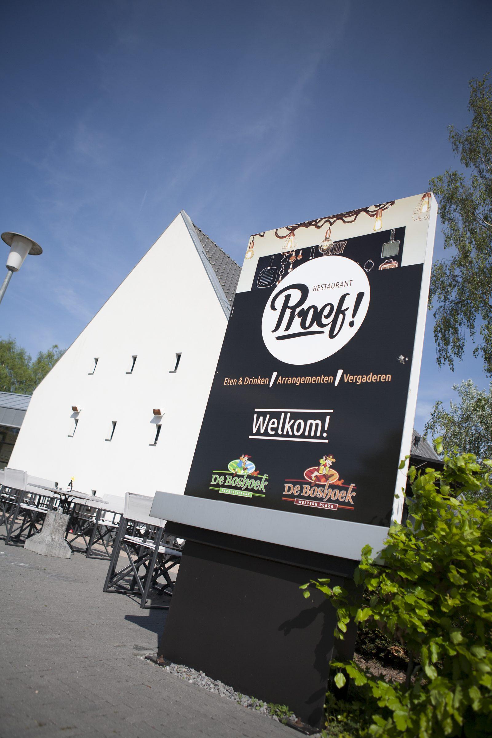 Restaurant Proef! in Voorthuizen is geopend