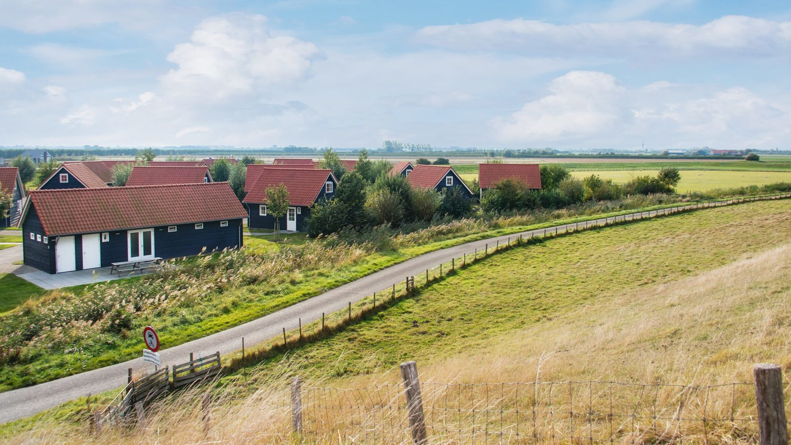 Zeeland cottages