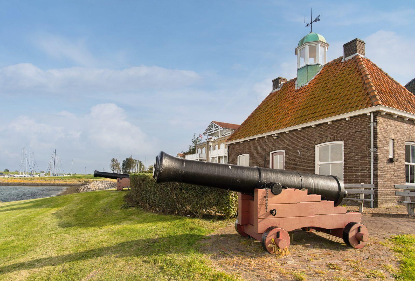 Vakantiepark aan zee Nederland