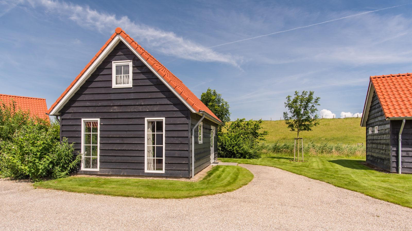 Two-person bungalow Zeeland