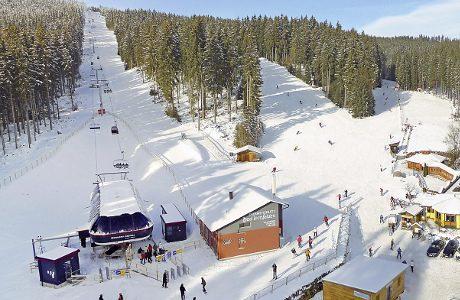 Skigebied Sternstein