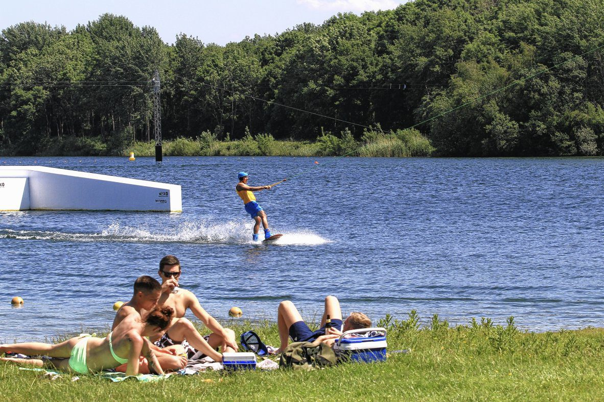 Waterski / Wakeboard Zeumeren