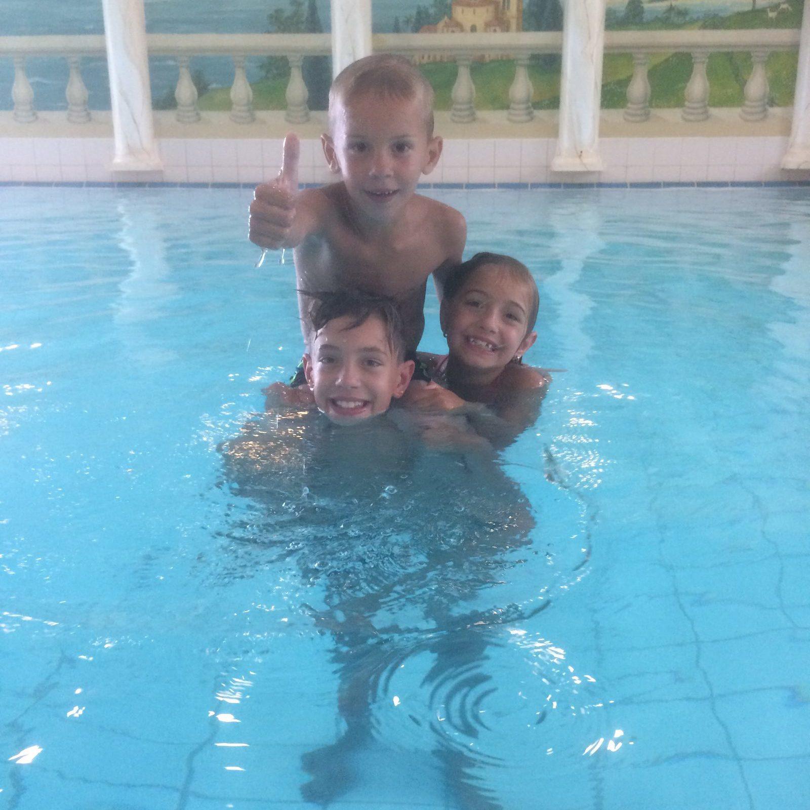 Lekker zwemmen tijdens vakantie op Recreatiepark De Boshoek