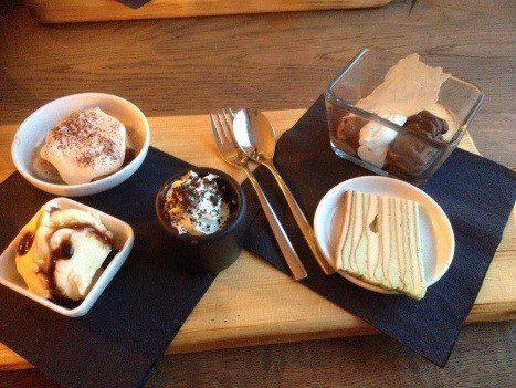Heerlijk gegeten tijdens gewonnen vakantie op de Veluwe bij Recreatiepark De Boshoek in Voorthuizen