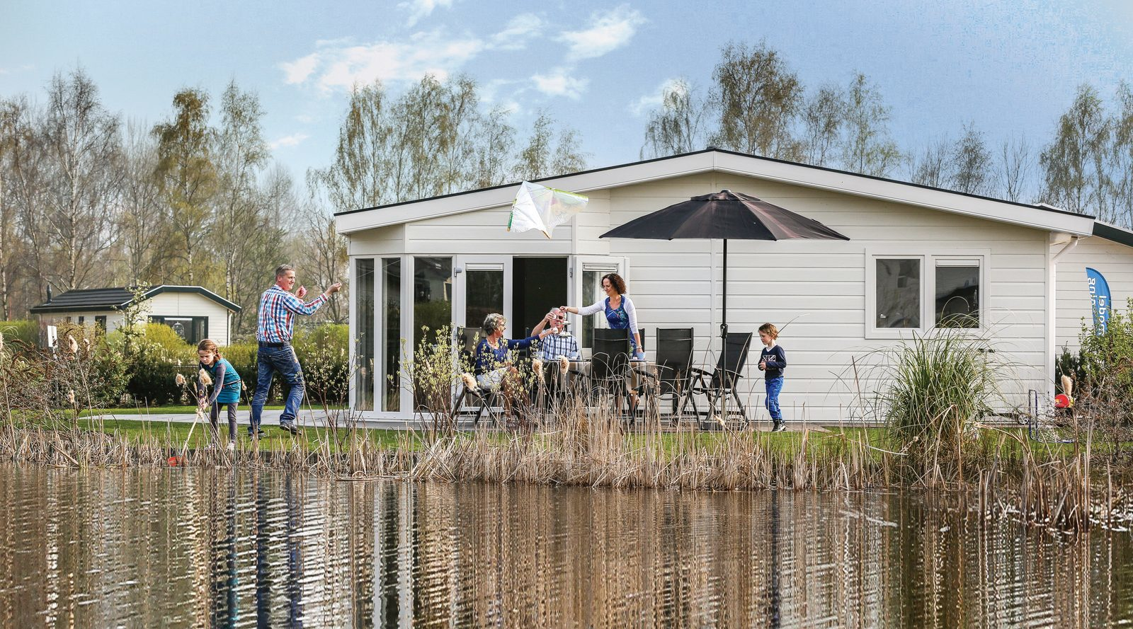 Vakantiehuis kopen Nederland