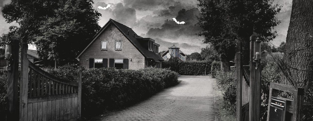 Halloween at De Boshoek