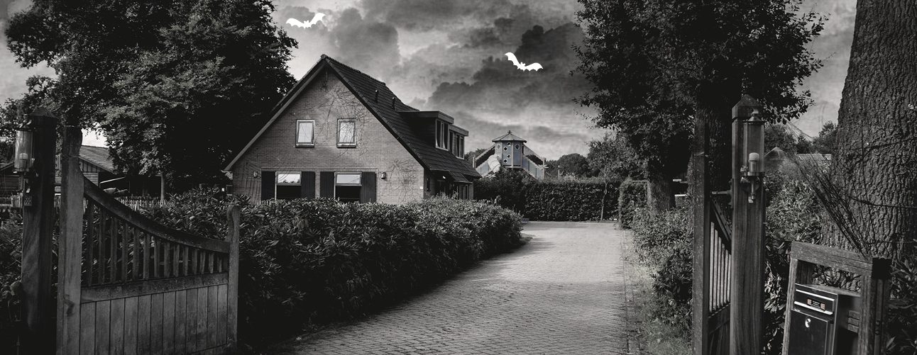 Halloween im Ferienpark De Boshoek