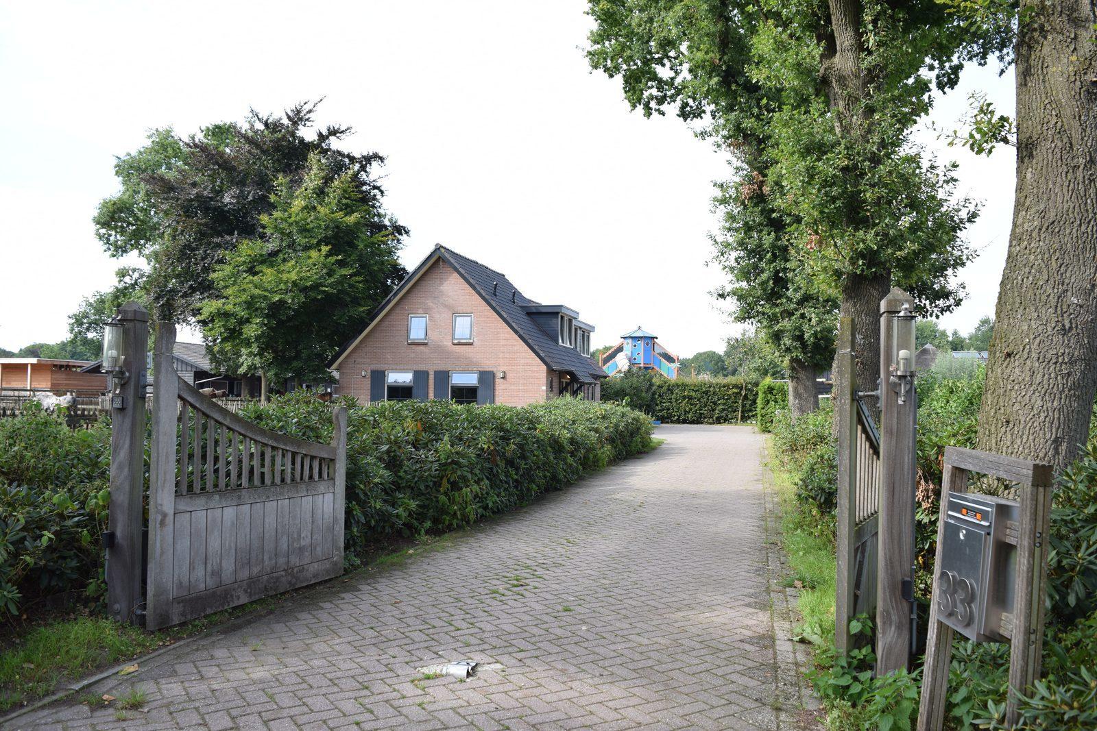 20-persoons Groepsboerderij op de Veluwe op Recreatiepark De Boshoek