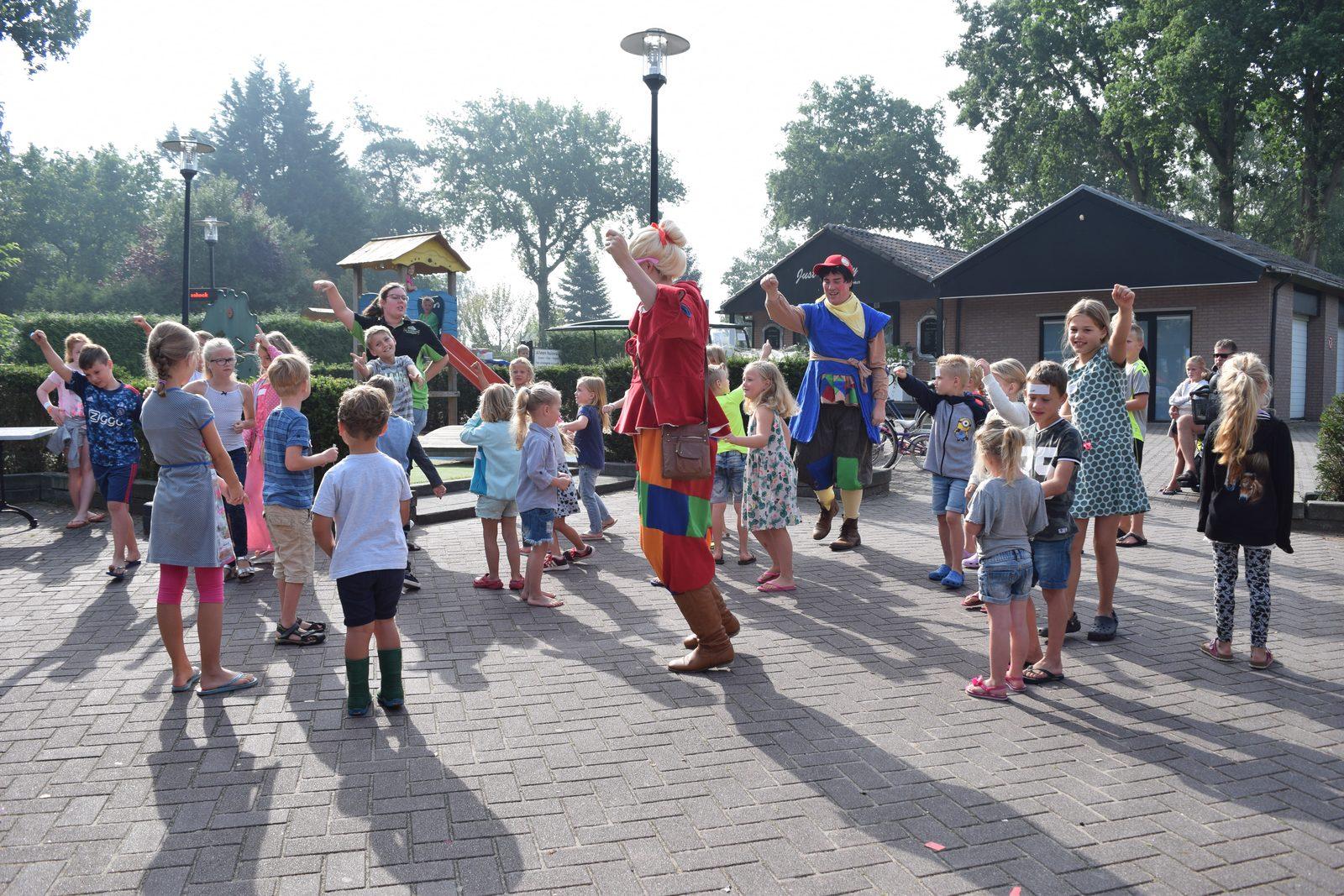Leuke kinderactiviteiten op Recreatiepark De Boshoek